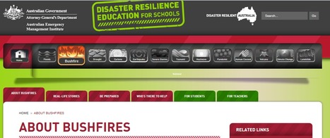 Disaster Resilience Education For Schools: Australian Emergency Management Institute | General Geography resources | Scoop.it