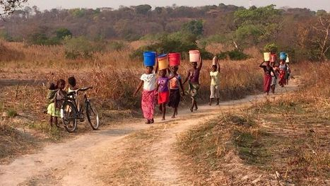 'Rivers of acid' in Zambian villages - BBC News | Development Economics | Scoop.it
