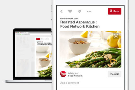 Pinterest replaces 'Pin It' button with 'Save' | Pinterest | Scoop.it