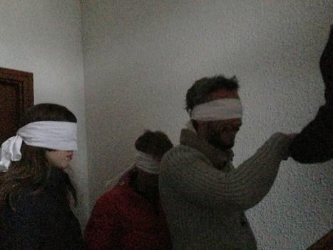 Montée vers le grenier   Visite complice 3 : dimanche 24 février 2013 (17h)   Scoop.it
