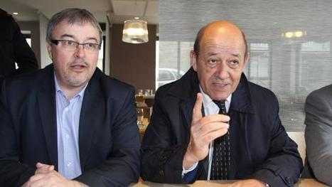 Municipales. Jean-Yves Le Drian à Plérin   Pour Plérin, continuons ensemble   Scoop.it