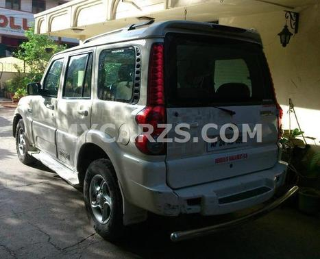 MAHINDRA SCORPIO white,2009 in Hyderabad | New Cars for sale | Scoop.it