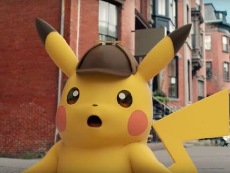 Legendary Entertainment producirá la película 'Detective Pikachu' • ENTER.CO | Bits on | Scoop.it