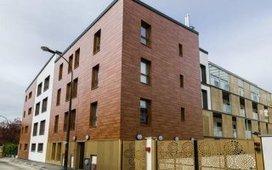 Des logements à énergie positive inaugurés à Montreuil : 16-10-2013 - Batiweb.com | automatisme, solaire et confort maison | Scoop.it