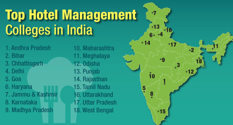 Top Hotel Management Colleges in India | Marketing Tips | Scoop.it