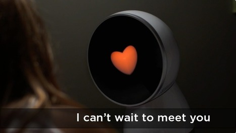 JIBO, the World's First Family Robot | Priceless | Scoop.it