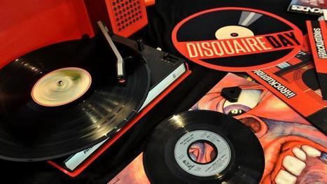 Le Disquaire Day, une seconde fête de la musique | Le disque vinyl | Scoop.it