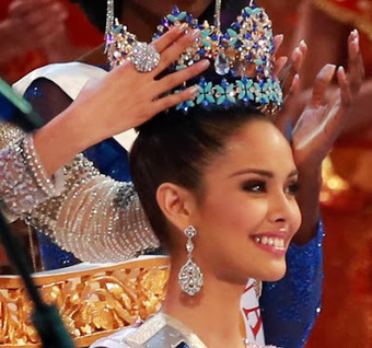 Information Lounge: Winning moment of Miss World   Tech and Tutorial Lounge   Scoop.it
