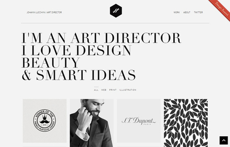 We Love Webdesign #158 | Web and graphic design | Scoop.it