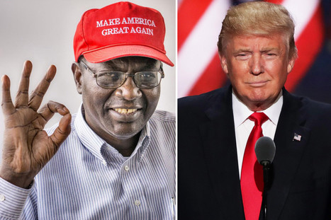 Why Obama's half-brother says he'll be voting for Donald Trump | Xposing Government Corruption in all it's forms | Scoop.it