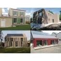 Coûts comparés de 4 maisons à énergie positive - Chantiers | Solutions béton pour maisons individuelles performantes | Scoop.it