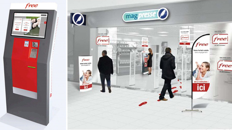 Free lance des distributeurs de cartes SIM pour téléphones | Nouvelles technologies - SEO - Réseaux sociaux | Scoop.it