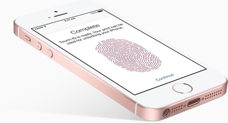Apple Secretly Adds New Passcode Requirement for Touch ID | Mobile Technology | Scoop.it