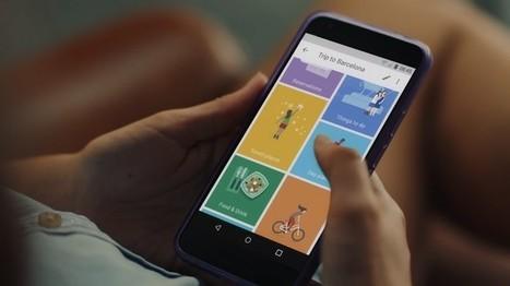 Google Trips, la nouvelle appli bleisure ? - | Médias sociaux et tourisme | Scoop.it