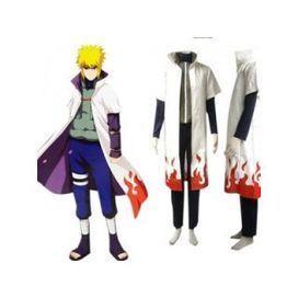 Naruto Yondaime Hokage 4th Cosplay Costume -- CosplayDeal.com | Naruto Cosplay | Scoop.it