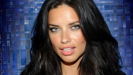 Adriana Lima Is Cool & Chic In NYC | Sizzling Views | Scoop.it
