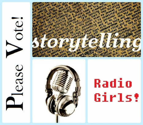 Radio Girls | Calgary 2012 Grassroots Inspired Grants | The Better Principle | Scoop.it