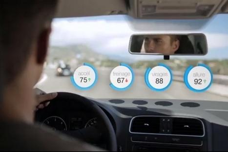 Une appli pour évaluer notre comportement au volant | It's a geeky freaky cheesy world | Scoop.it