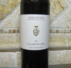 Italy's East Coast - Saladini Pilastri Rosso Piceno 2011 | Wines and People | Scoop.it