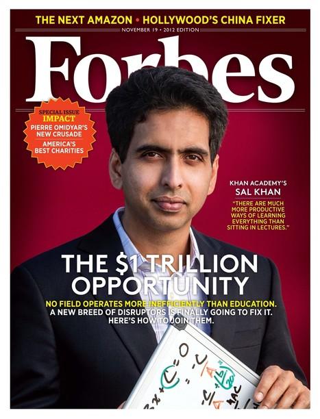 """Forbes Magazine calls it """"The $1,000,000,000,000 opportunity""""   TRENDS IN HIGHER EDUCATION   Scoop.it"""