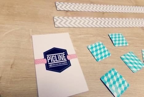 Découverte – Picline tout afficher sans percer! – Cocon de décoration: le blog | Décoration | Scoop.it