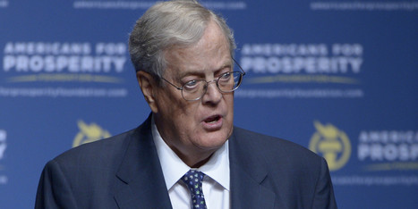 Koch Brothers Are Outspent By A Labor Force Millions Of Times Their Size, But... | It Comes Undone-Think About It | Scoop.it
