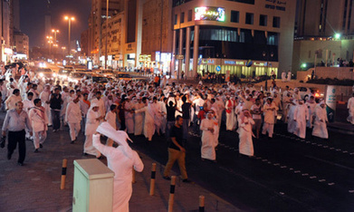 Kuwait pro-democracy protesters defy the odds - Region - World - Ahram Online | Human Rights and the Will to be free | Scoop.it