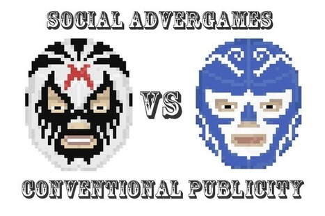 Social Advergames VS Conventional publicity | Branded Entertainment & Social Media Marketing | Scoop.it