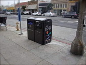Solar Powered Trash Cans Talk to the City | The Future of Waste | Scoop.it