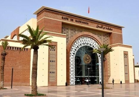 Bus électriques, mosquées vertes, sacsplastiques prohibés… Marrakech àl'heure delaCOP22   Ambiances, Architectures, Urbanités   Scoop.it