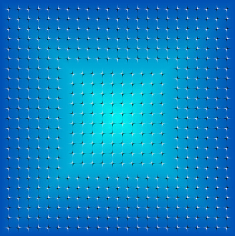 Spine Drift Illusion | Mighty Optical Illusions | The brain and illusions | Scoop.it