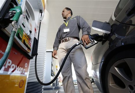 U.S. drivers could see break at the Pumps | vehicles | Scoop.it