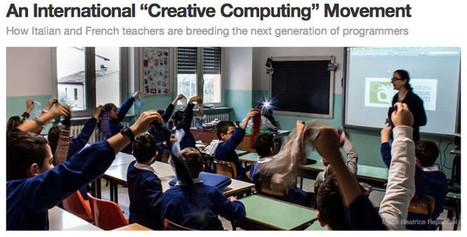 Comment je me suis retrouvée sur edSurge - Magic Makers, le blog | éducation numérique | Scoop.it