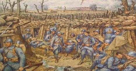 La Gande Guerre de 1914-18 à travers les étiquettes de fromage. | Le centenaire de la Première Guerre Mondiale dans le Tarn | Scoop.it