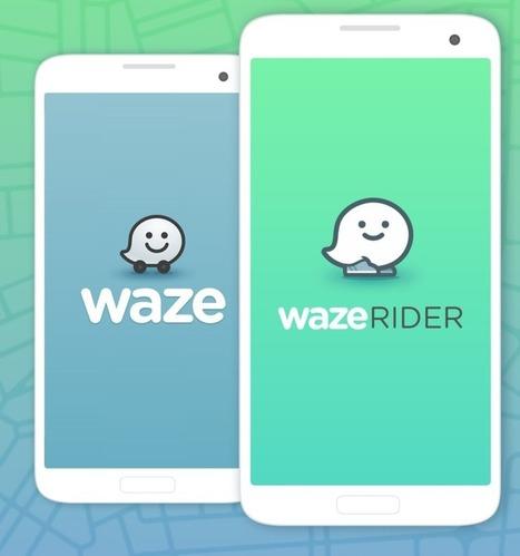 Waze brings its carpooling service to the BayArea | Technology | Scoop.it