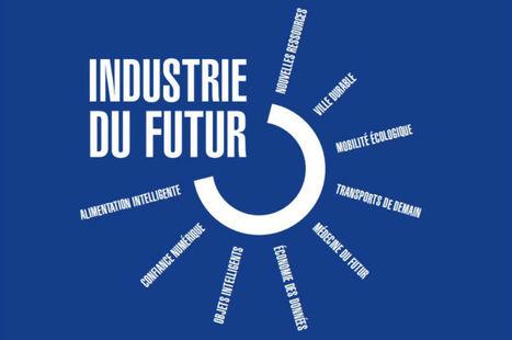 L'Industrie du futur se fixe 4 priorités technologiques dont 3 numériques | Usine Numérique de Rhône-Alpes | Conception, simulation, prototypage | Scoop.it