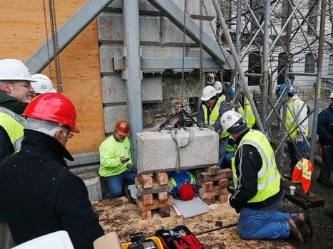 Oldest Time Capsule in US Unearthed in Boston | Foundations of the U.S. | Scoop.it