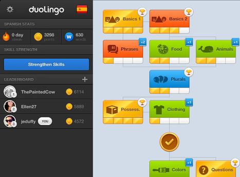 Duolingo (for iPad) - PC Magazine | Mobile Phones and  Language Learning | Scoop.it