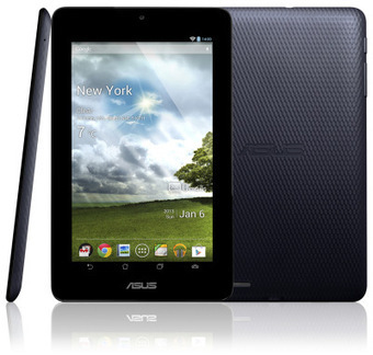 ASUS MeMO Pad, el germà de la Nexus 7 ja és aquí   Enginys amb enginy   Scoop.it