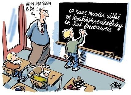 Innovatie en talentontwikkeling start in het onderwijs!   Diversiteit in Onderwijs   Scoop.it