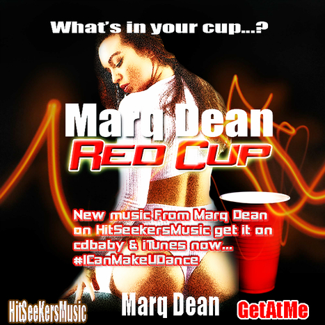 GetAtMe CheckThisOut New Marq Dean RED CUP... #WhatsInYourCup | GetAtMe | Scoop.it