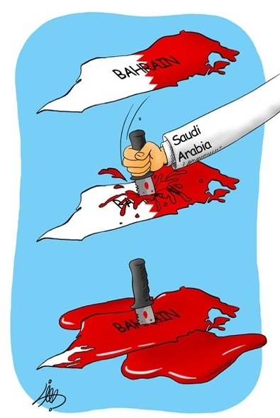 Saudi influence in  Bahrain   Human Rights and the Will to be free   Scoop.it