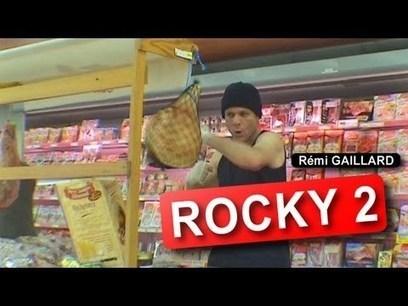Rocky is back - Eye of the Kangaroo (Rémi GAILLARD)   Extra Income   Scoop.it