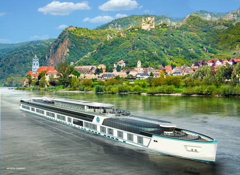 Crystal Expansion Brings Luxe River Option | River Cruise News | Scoop.it