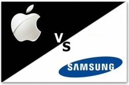 Infographic: Is Apple Losing the War with Samsung? | Mobile Marketing Watch | Samsung | Scoop.it
