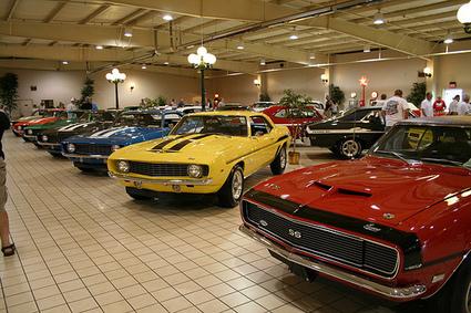 Yenko Camaro; Cliff Ernst Collection, yenko nova, corvette, Ruxton, v12 packard, Don Nicholson Mustang Cobra Jet Yenko Camaro; Cliff Ernst Collection, yenko nova, corvette, Ruxton, v12 packard, Don... | american muscle cars | Scoop.it
