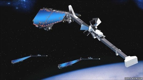 ESA Swarm satellites to chart Earth's magnetic field | Social Foraging | Scoop.it