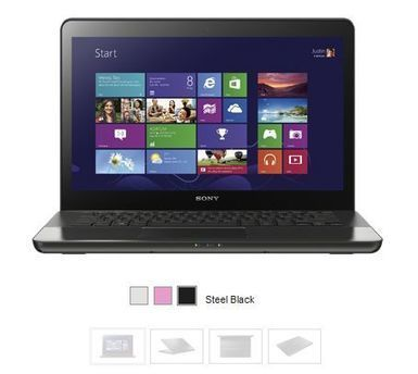 Sony VAIO Fit 14 SVF14A16CXB Touch Review | Laptop Reviews | Scoop.it