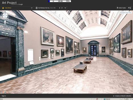 .:: MUSEES / Art Project. 17 institutions dans le monde, désormais à portée de clic   Perles de culture -et autres belles créations.   Scoop.it