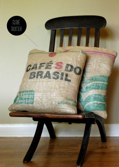 Happy Interior Blog: Show Me Your Cushion... | Funny News | Scoop.it